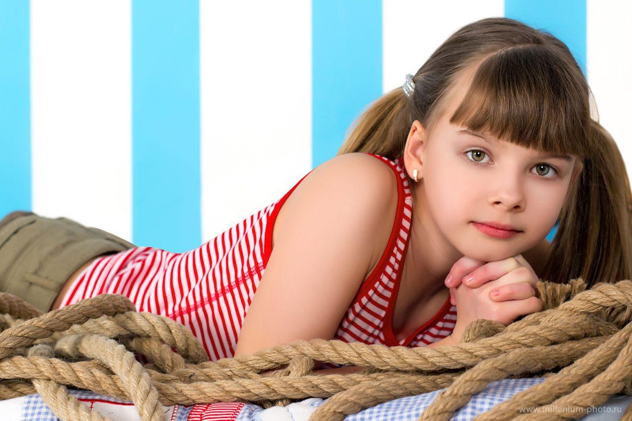девочке в 11 лет: